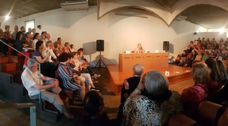 Última conferencia de la temporada con Miguel Cuartero